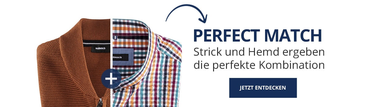 Perfect Match Herren   Walbusch