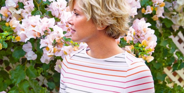 Damen-Shirts in unterschiedlichen Varianten   Walbusch