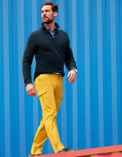 Chino für Herren – die Hose für jede Gelegenheit   Walbusch