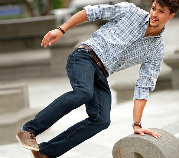Jeans für Herren – kernig, sportlich und bequem | Walbusch