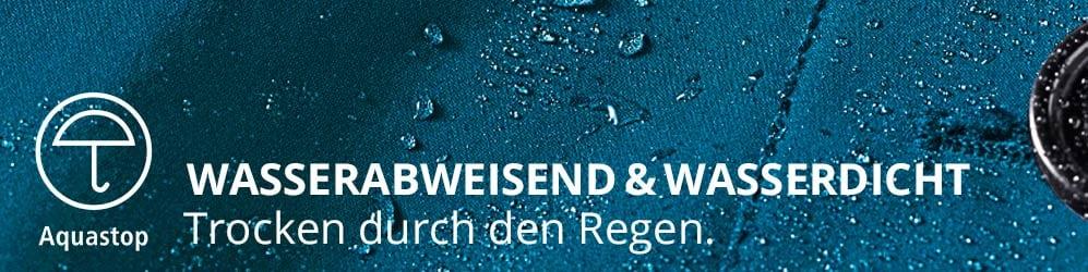 Wasserabweisend & Wasserdicht   Walbusch
