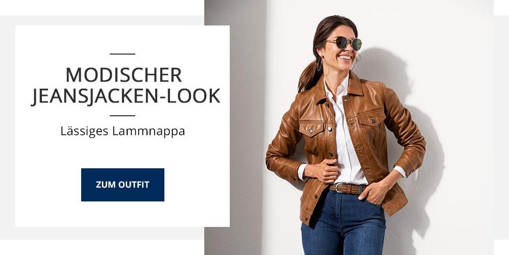 Outfit Modischer Jeans-Jacken Look   Walbusch