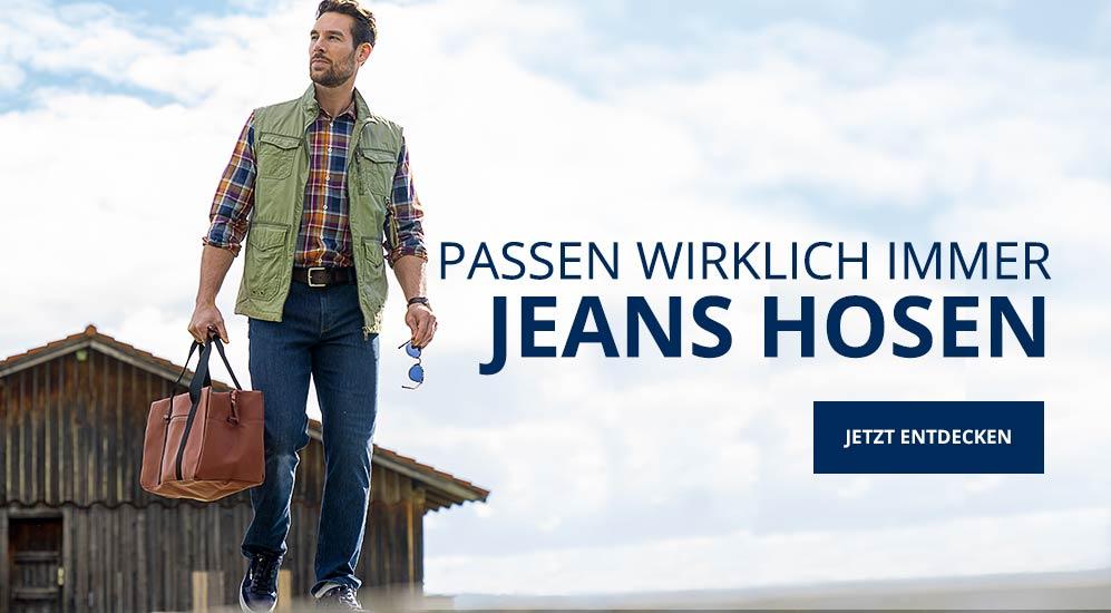Jeans Herren | Walbusch