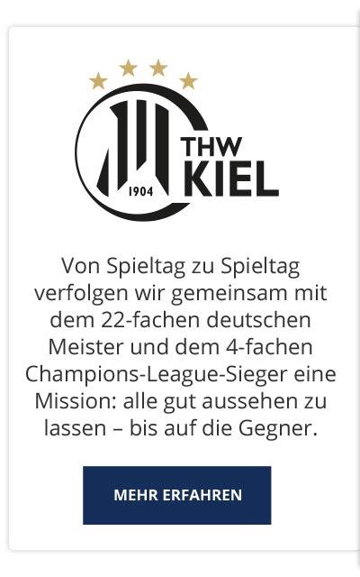 THW Kiel | Walbusch