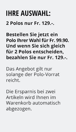 Jetzt testen: 2 Thermo-Polos nur Fr. 129,00 | Walbusch