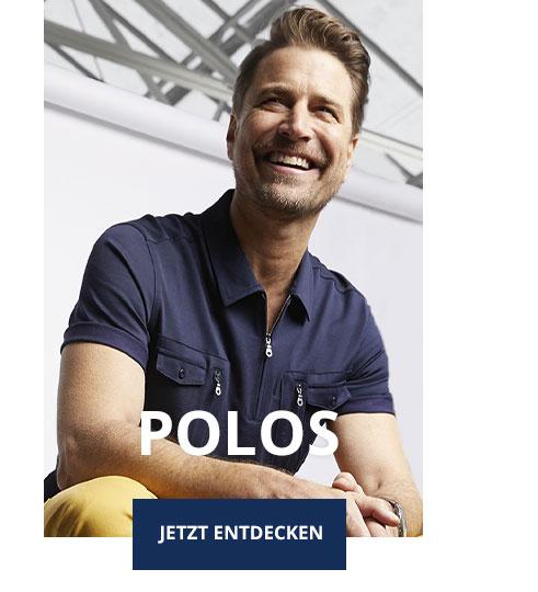 Herren Poloshirts | Walbusch