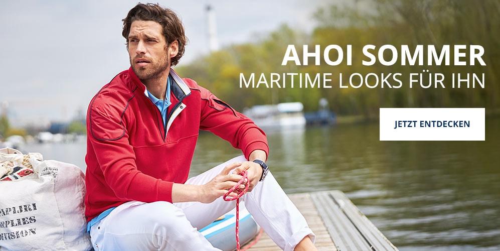 Maritime Mode für Ihn | Walbusch