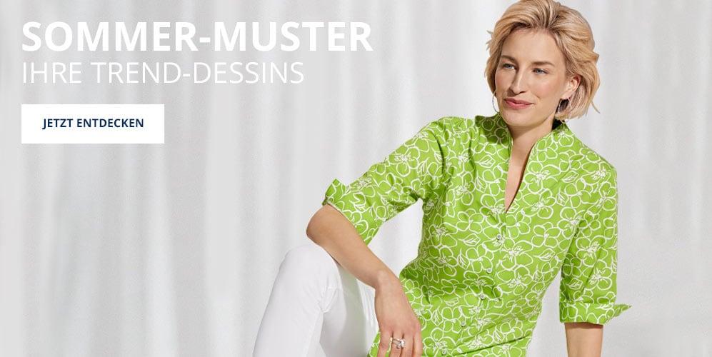 Sommer-Muster Dame | Walbusch