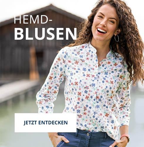 Damen Hemdblusen | Walbusch
