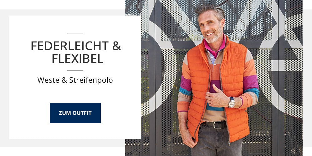 Outfit Federleicht & Flexibel | Walbusch