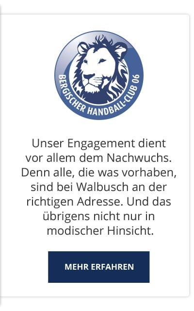 BHC | Walbusch