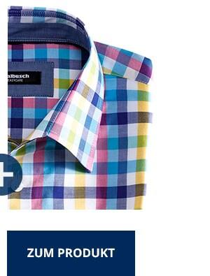Easycare Freizeit-Hemd, Vichykaro