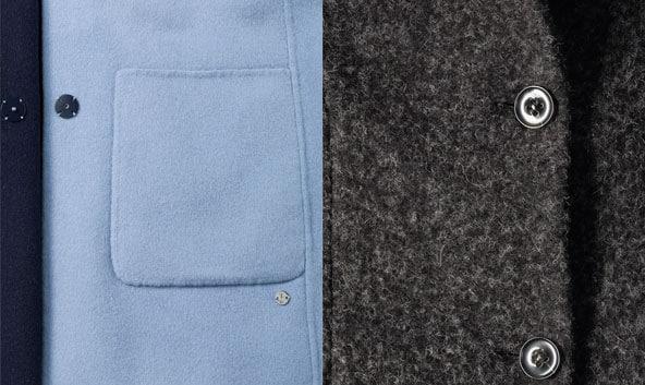 Mäntel für Damen aus exklusiven Materialien   Walbusch