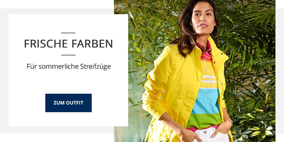 Outfit Frische Farben | Walbusch