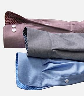 Bügelfreie Hemden in verschiedenen Passformen   Walbusch