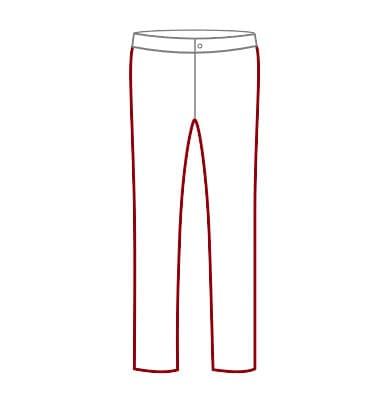Schmalere Modern-Fit-Jeans