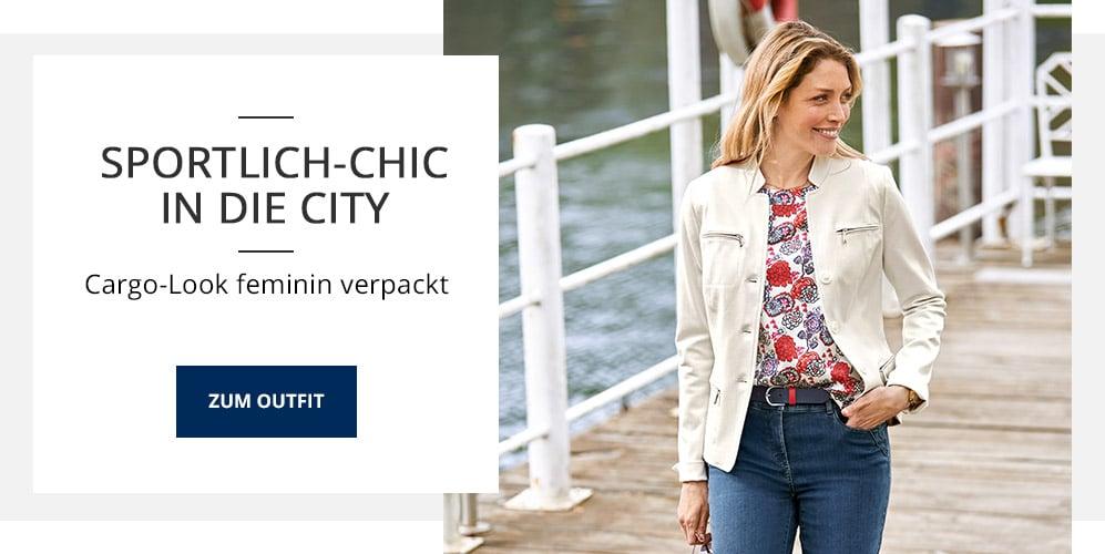 Outfit Sportlich-chic in die City   Walbusch
