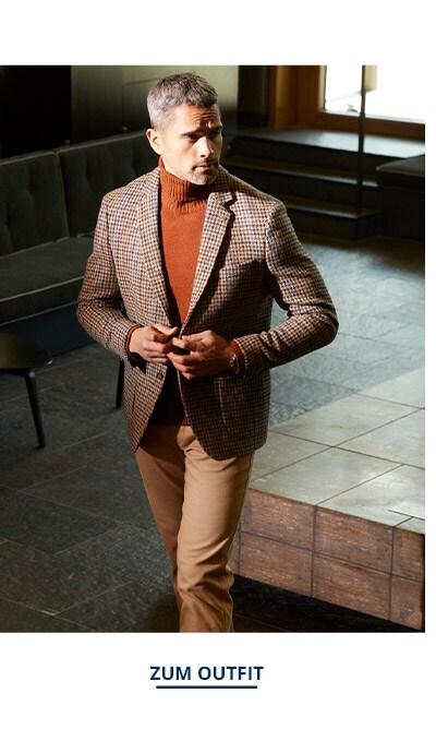 Outfit Roetzels-Harris-Tweed-Sakko | Walbusch