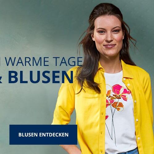 Sommerblusen Dame | Walbusch