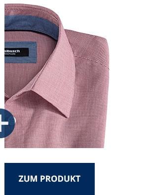 Easycare Freizeit-Hemd, Hahnentr.Terra