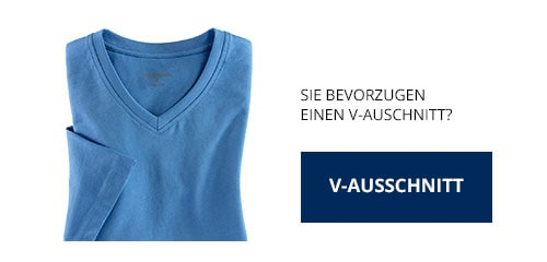 Shirts V-Ausschnitt | Walbusch