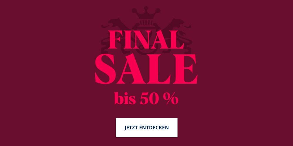 Final Sale | Walbusch