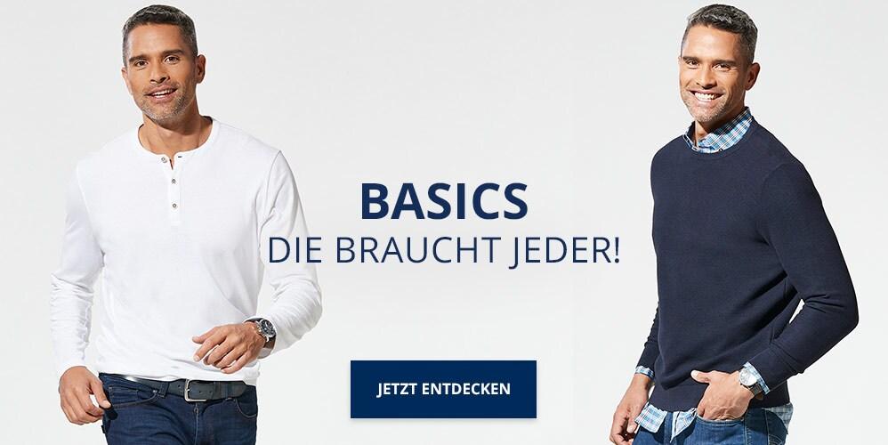 Basics | Walbusch