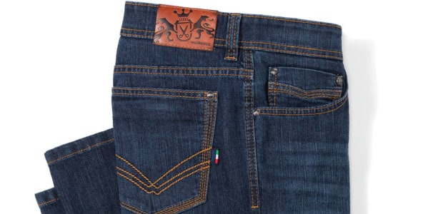 Der Klassiker: Die Five Pocket Jeans