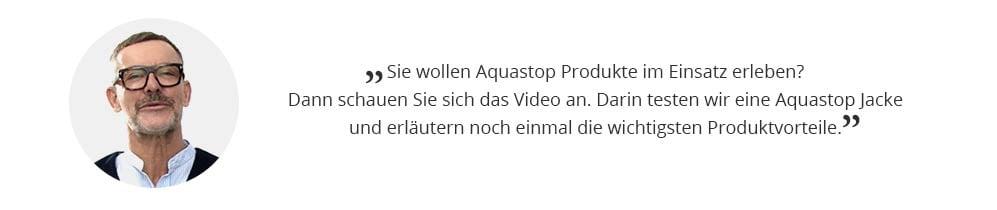 Aquastop Produkte   Walbusch
