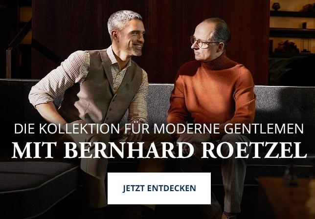 Bernhard Roetzel Kollektion | Walbusch