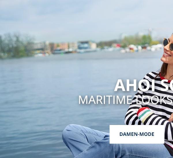 Maritime Looks Dame   Walbusch