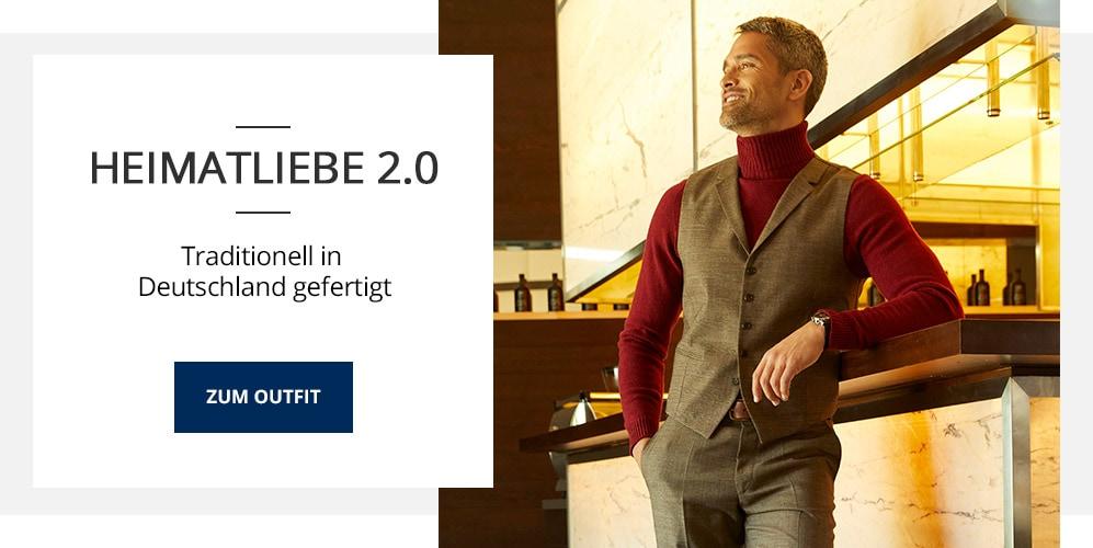Outfit Heimatliebe 2.0 | Walbusch
