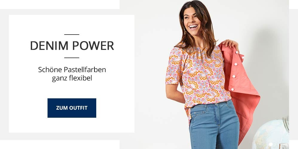 Outfit Powerstretch-Jeansjacke   Walbusch