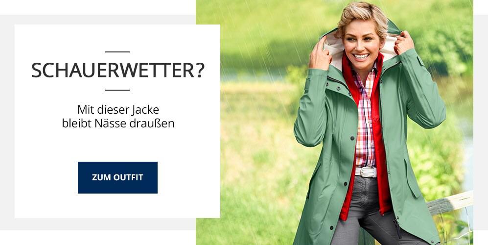 Outfit Schauerwetter | Walbusch