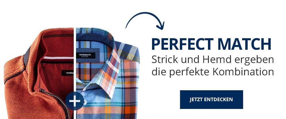 Perfect Match | Walbusch