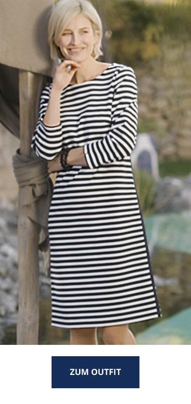 Streifenmuster Outfit | Walbusch
