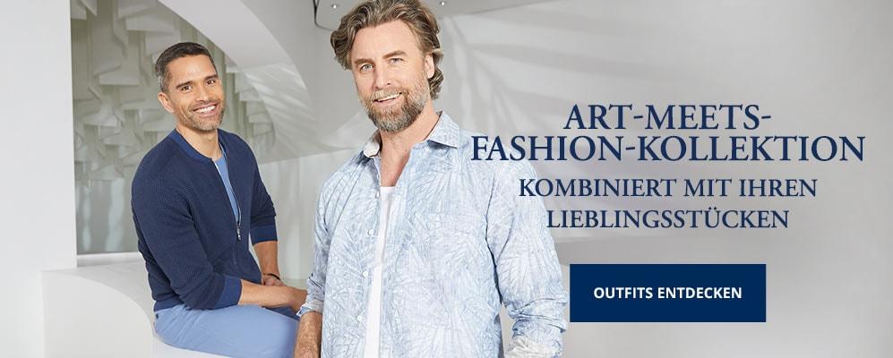 Art meets Fashion-Kollektion Herren | Walbusch
