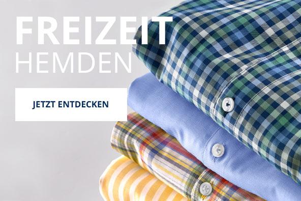 Freizeit Hemden | Walbusch