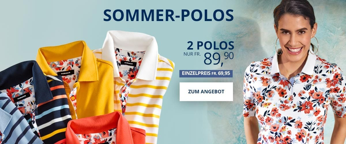Sommer-Polos   Walbusch