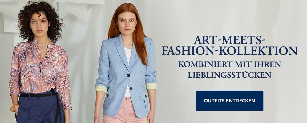 Art meets Fashion-Kollektion Damen | Walbusch
