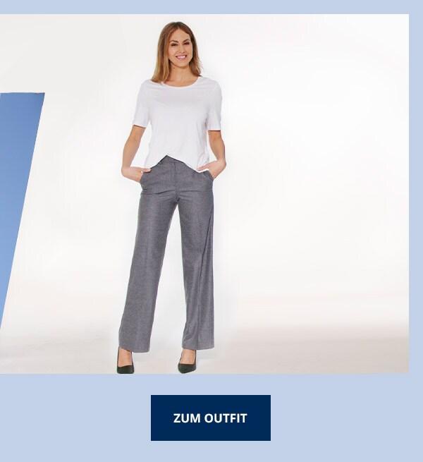 Das passende Outfit zum V-Typ | Walbusch