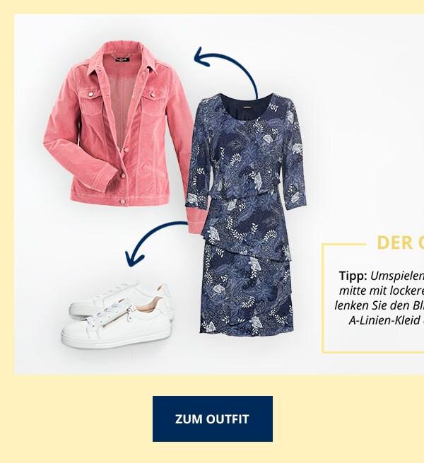 Das passende Outfit zum O-Typ | Walbusch