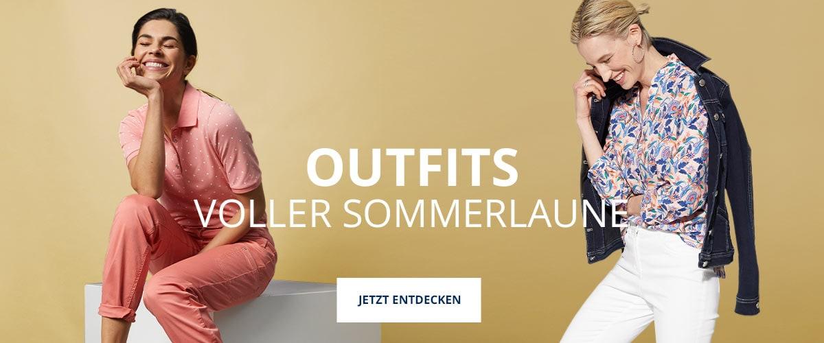 Outfits voller Sommerlaune | Walbusch