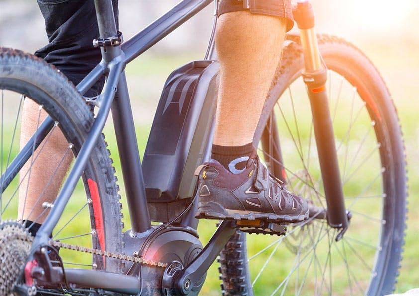 Strampeln war gestern: E-Bikes