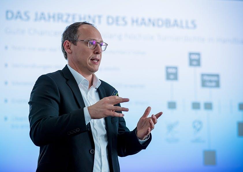 Was macht eigentlich … DHB-Vorstand Mark Schober?