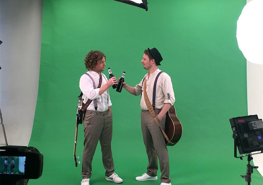 Was macht eigentlich … das Folk-Pop-Duo Jan & Jascha aus Solingen?