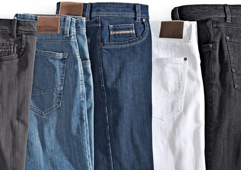 Jeanstypen | Walbusch