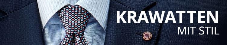 Krawatten mit Stil | Walbusch