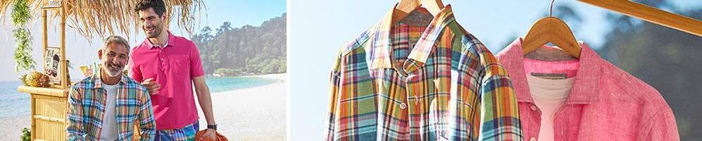 Mode für heisse Tage Herr | Walbusch