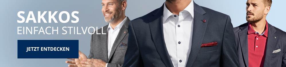 Comfort-Fit Hemden Sakkos | Walbusch